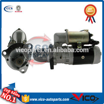 Starter Fit For Komatsu Motor Graders GD663A 6D125 Engine 0-23000-7020 0-23000-7021 0-23000-7022