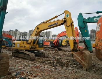 KOMATSU PC200-8 crawler used hitachi mini excavator in shanghai for sell