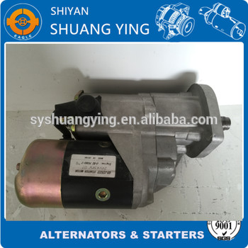 24V 4.5KW 11T starter QDJ2522 600-813-4460, 600-813-4461 fits PC60-7 4D95 engine