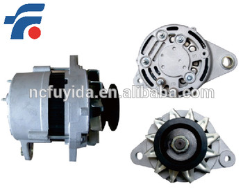 24V 35A 4D95 Engine Hitachi Alternator For Komatsu OEM 0-33000-5280