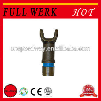Manufacture price FULL WERK SA006 slip yoke machine to import for Steering Shaft