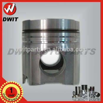 Excavator PC400-6 Engine Piston 6D125 OEM 6151-31-2112