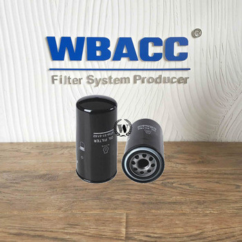WBACC FILTER AUTO ENGINE SPARE PARTS OIL FILTER 6736-51-5142 673 651 514 2 FOR KOMATSU