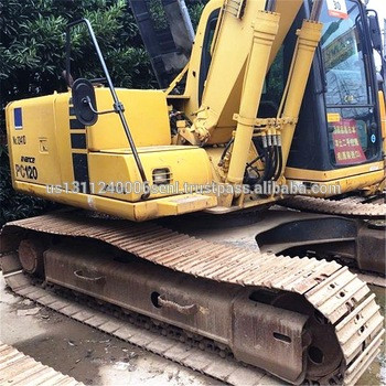 Used Excavator Komatsu PC120-6 Excavator For Sale Good Condition Japan