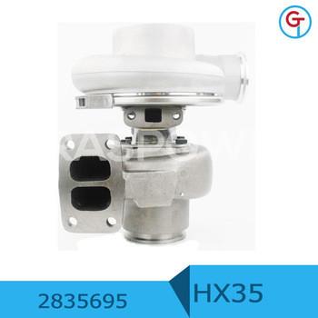 HX35 turbo for c-ummins truck QSB Tier 3 engine HX35 turbo 4037469