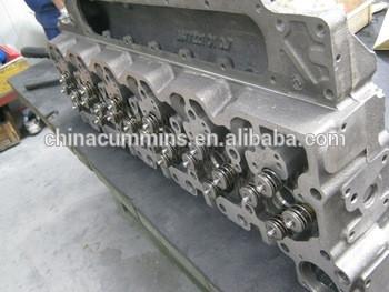 komatsu 6D107 engine cylinder head complete 4936081/2831474/5361593/5364892