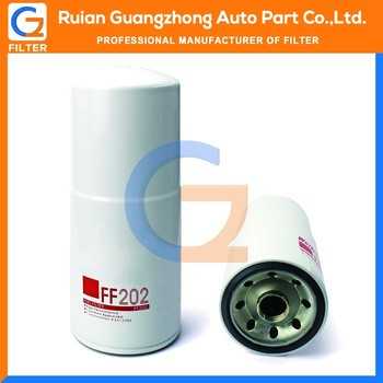 Type of Fuel filter FF202 FF5346 P550202 diesel filter oil used auto engines