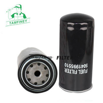 Truck spare parts filter 5041995510 5801364481 504199551 FF5457 BF7696 Fuel Filter Use For Perkins Engine