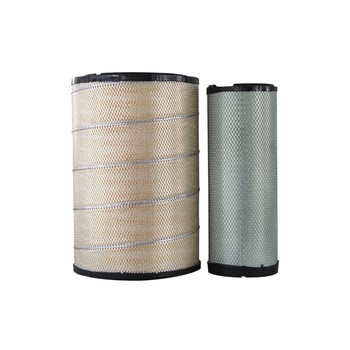 Auto Spare Parts Air Filter 600-185-5110 for Heavy Truck & Excavator