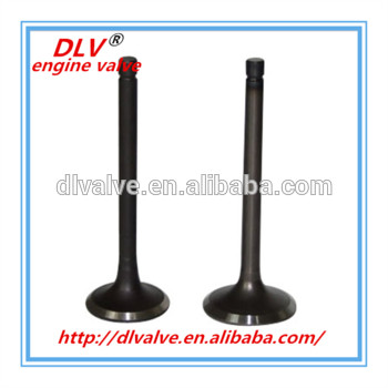car spare parts for 6D105 engine valve