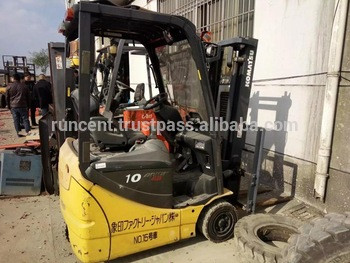 Used 1 ton forklift truck mini Komatsu forklift 1-3 ton small forklift for sale