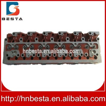 6d95 cylinder head spare parts for diesel engine parts