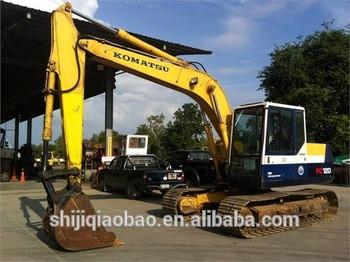 pc120-5 used excavator for sale