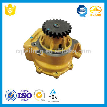 Water Pump for 6D125, 6151-62-1104,Construction Machinery Parts