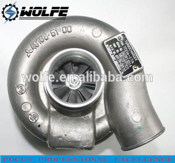 Prime quality Turbocharger TD06-17A 49179-00110 for Mitsubishi Fuso Truck with 6D14-2CT engine turbo