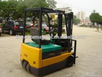 Used TCM 15 ton diesel forklift cheap price 2016