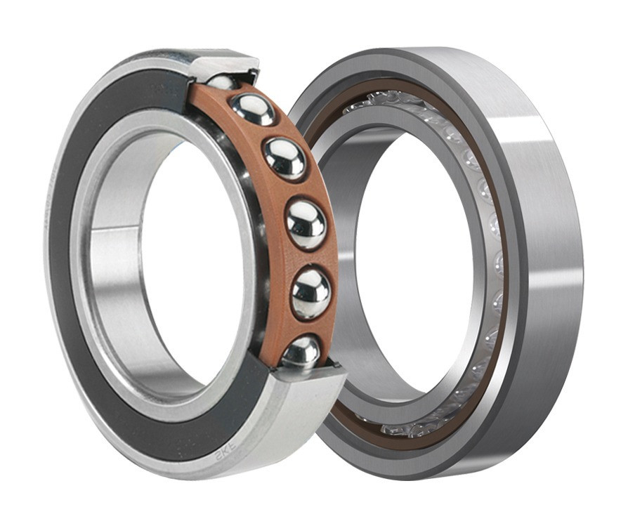 Precision angular contact ball bearings reference