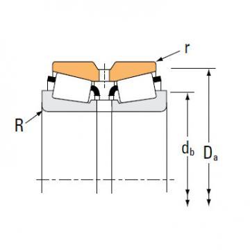 Bearing LM654649 LM654610CD