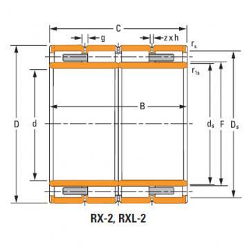 Bearing d-3717-a d-3718-a