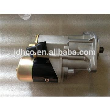 JDHCO 100% New PC70-8 4D95L STARTER MOTOR 600-813-4461 6008134461 24V ENGINE STARTER