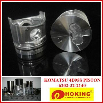 Komatsu Auto Parts Diesel Engine 4D95S Piston 6202-32-2140