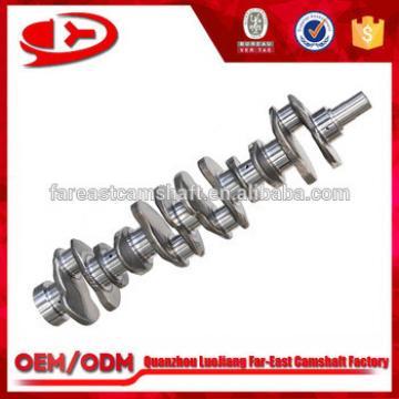 forged crankshaft 6207-31-1100 for 6D95 engine
