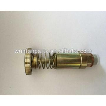 excavator diesel engine sapre parts 6D102 priming steel fuel pump