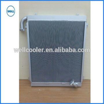 PC200-6 hydraulic oil cooler for Komatsu excavator