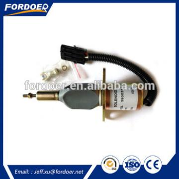 24v diesel engine fuel stop solenoid valve 3928161 SA-4293-24