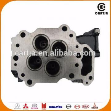 Factory supply diesel engine spare parts cylinder head 6D125