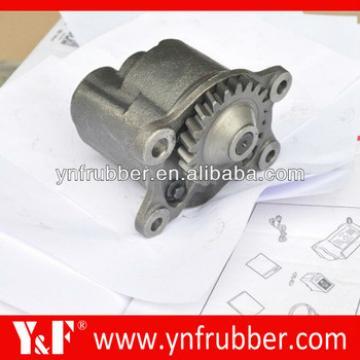 PC400-5 PC400-6 excavator S6D125 engine GEAR PUMP, Gear OIL PUMP for PC400