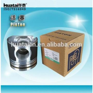 Diesel engine piston for S6D95 (solidmould)