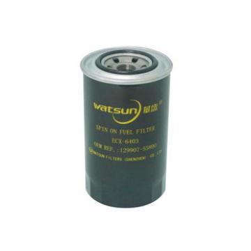 ECX-6403/129907-55800/123907-55800/600-311-7460/Fleetguard FF165 FF166 diesel fuel filter for excavator engine spare parts
