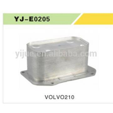VOLVO 210 Excavator Oil Cooler hydraulic engine Assembly OEM