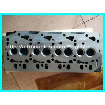 Forklift cylinder head 4D94E OEM NO. 6144-11-1112 For komatsu engine FD30T-17/FD25T-17/FD20T-17)