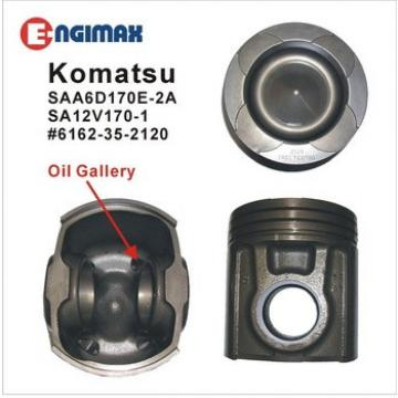 Cast Iron piston For Komatsu Engine