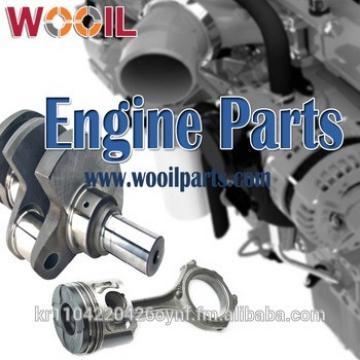 HEAVY EQUIPMENT ENGINE PARTS(EXCAVATOR,LOADER,DOZER,FORKLIFT,ROLLER,MOTOR GRADER..)