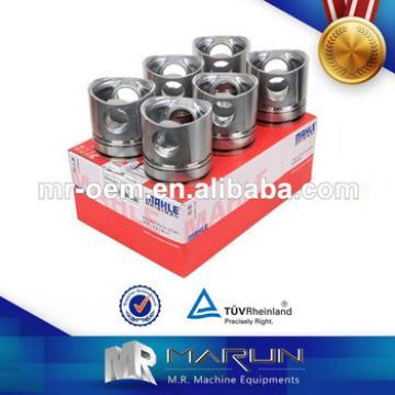 MAHLE Engine Piston Without Pin & Piston for PC200-6 S6D102 Komatsu Parts 6738-31-2111
