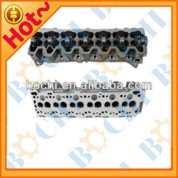 Cheap price car engine part aluminum cylinder head for komatsu