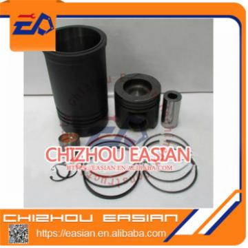 6D125 liner kit | sleeve kit with 125 mm piston 6150-31-2112 6150-31-2012 6150-32-2110 for Komatsu PC300 excavator engine