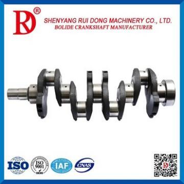 2016 factory wholesale good quality customized OEM:6202-31-1100/6207-31-1110 cast iron car's engine crankshaft assy for 4D95S