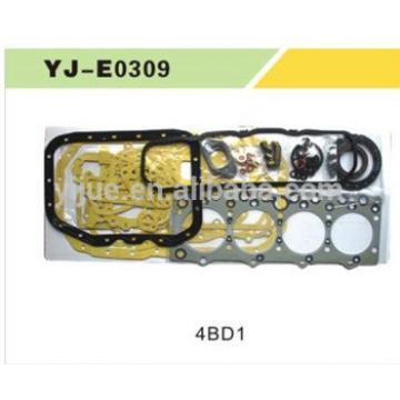 4BD1 Excavator Gasket Kit hydraulic Engine assembly OEM