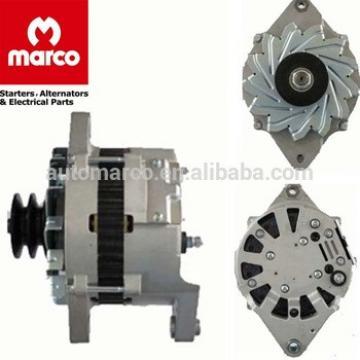 24V 90A high quality Alternator OEM 0-35000-8430 600-825-9820 For Komatsu auto car parts engine