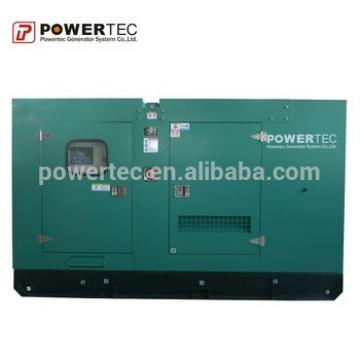 solid temporary electricity function POWERTEC Diesel generating unit Cummins engine 500kW
