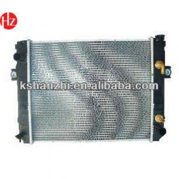 Forklift spare Parts KOMATSU FD/G20/30-12,4D94E (3EB-04-31510,3EB-04-31511) engine radiator