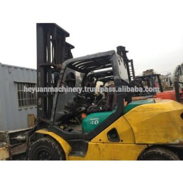 4 ton japnese engine used diesel forklift in good condition
