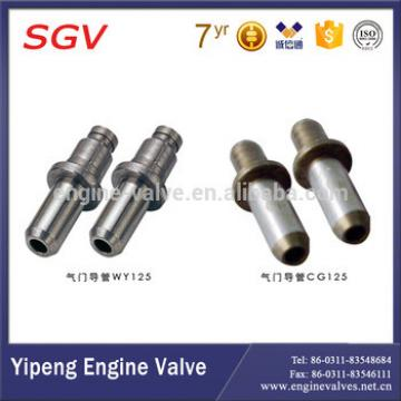 Excavator valve guide for 4d155 engine
