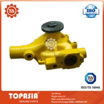 TOPASIA quality aftermarket water pump for Engine S6D95-5 Truck Water Pump 6206611104