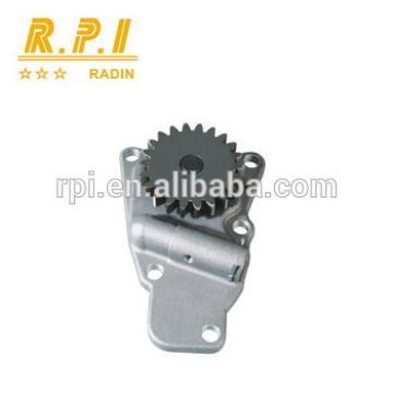 Engine Oil Pump for Komatsu 4D95(12mm) OE NO. 6204-53-1100