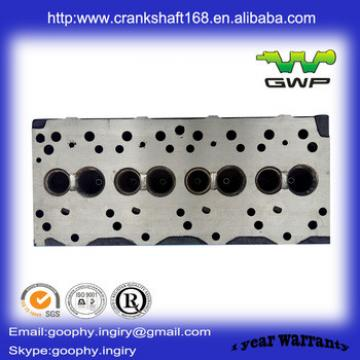 forklift cylinder head wholesaler 4D95S cylinder head with high durability